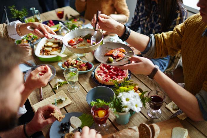 Jak przetrwać weekend będąc na diecie