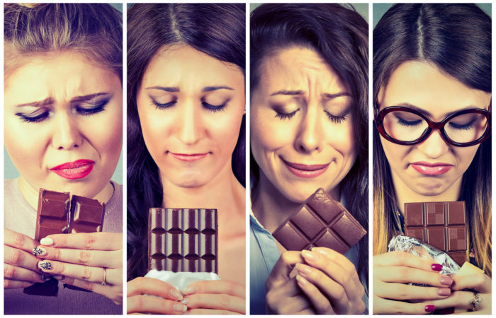 Słodycze zajadają stres, a stres zajada słodycze – jak przerwać ten krąg?!