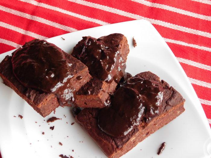 Fasolowe ciasto czekoladowe