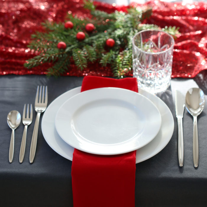 Sztuka zarządzania świątecznym talerzem