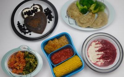 Jak skomponować menu dziecka aby były w nim wszystkie wartości odżywcze + PRZEPISY